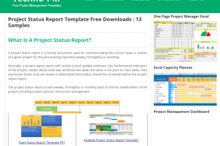 free project managament templates techno pm my project