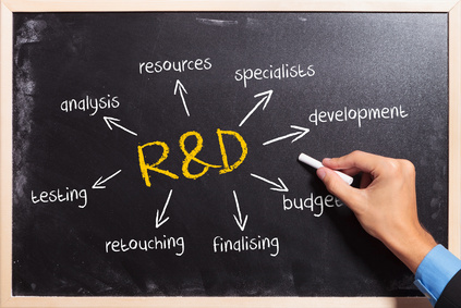 R&D project management